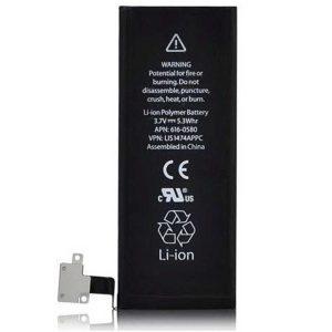 باتری گوشی آیفون 4 اس اورجینال با ظرفیت 1430mAh
