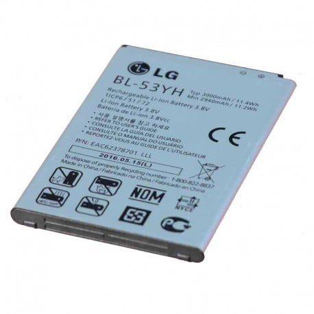 باتری گوشی ال جی جی 3 مدل BL-53YH اورجینال