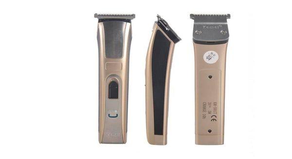 Kimei 5017 2 1 600x328 - ماشین اصلاح کیمی KM-5017 مخصوص خط زنی