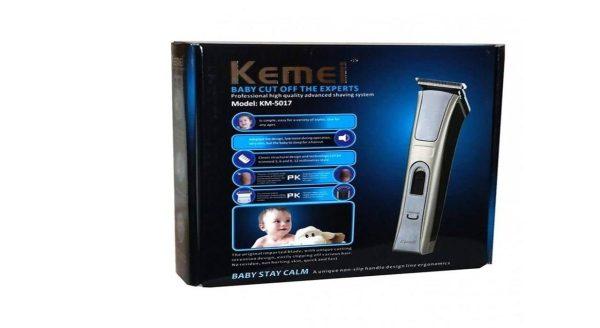 Kimei 5017 4 1 600x328 - ماشین اصلاح کیمی KM-5017 مخصوص خط زنی