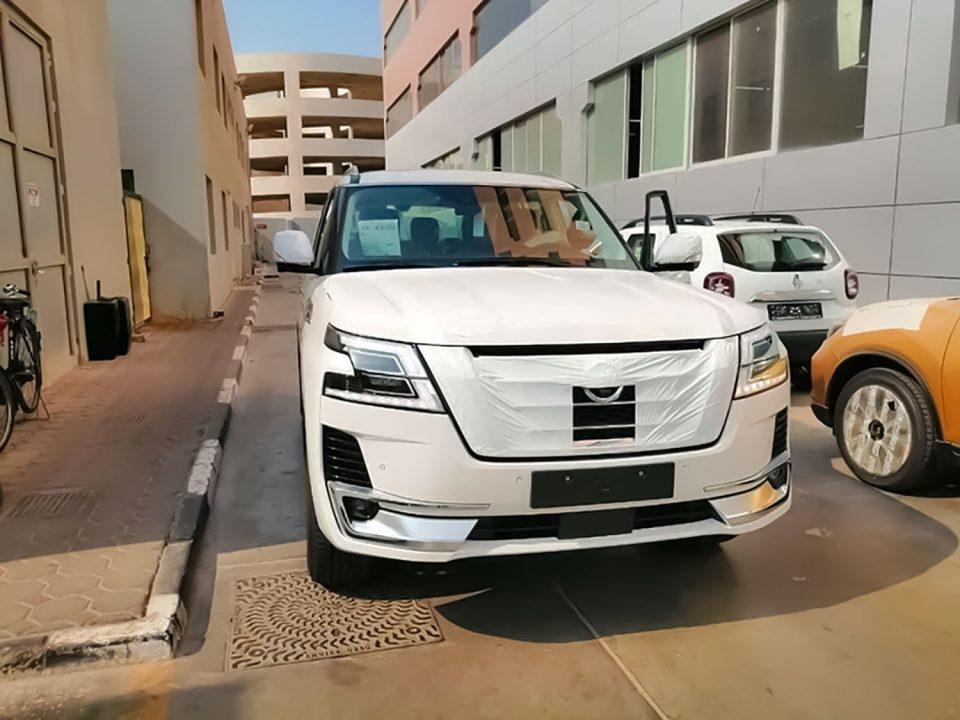 پاترول 2020 در امارات