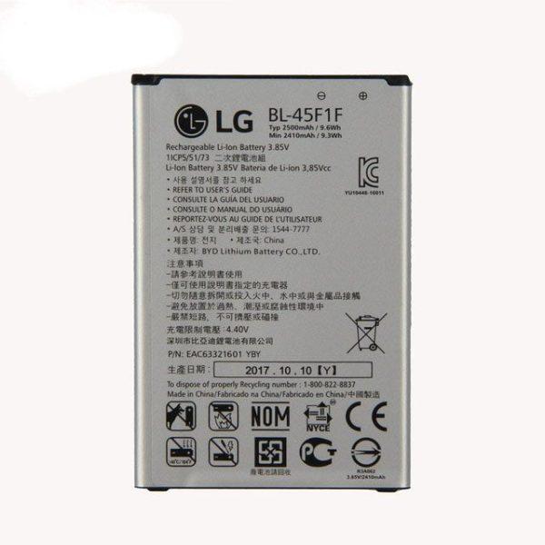 باتری اورجینال گوشی ال جی K8 2017