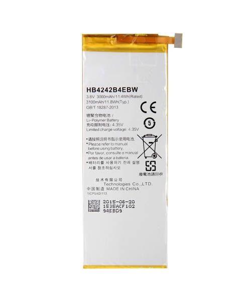 قیمت | خرید باتری اصلی گوشی هواوی Huawei Honor 4x مدل HB4242B4EBW