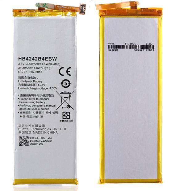 قیمت | خرید باتری اصلی گوشی هواوی Huawei Honor 6 مدل HB4242B4EBW