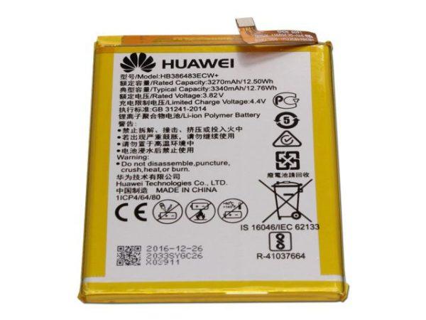 قیمت   خرید باتری ( باطری ) اصلی گوشی هواوی Huawei Honor 6X مدل HB386483ECW