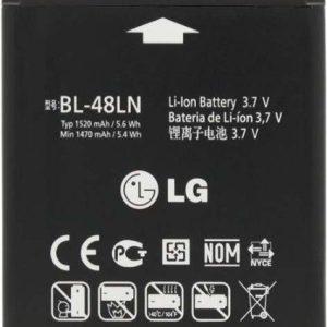 باتری اورجینال گوشی ال جی اپتیموس battery lg c800 bl-48ln