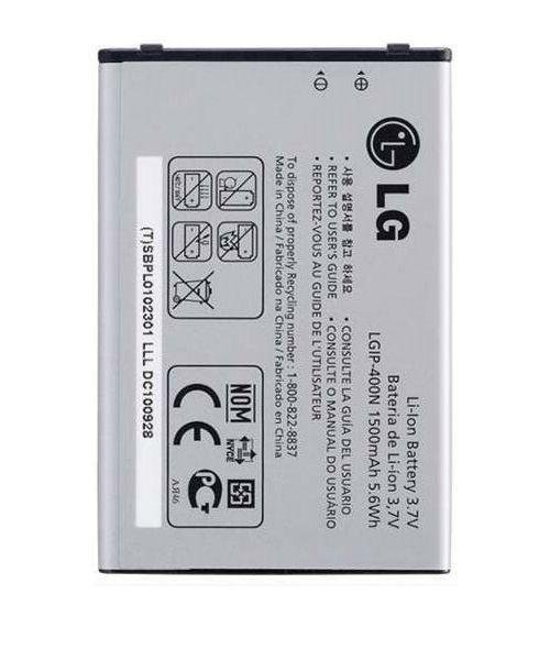 باطری اصلی LG Optimus LGIP-400N LS670 P509 VM670