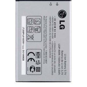 باتری اورجینال گوشی ال جی اپتیموس وی battery lg optimus v