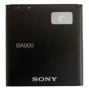 قیمت خرید باتری (باطری) گوشی موبایل سونی اکسپریا جی sony xperia j st26i ba900