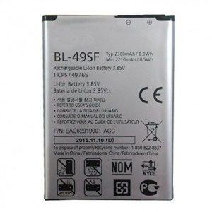 باتری اورجینال ال جی G4 Mini
