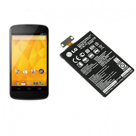 باتری اورجینال ال جی Nexus 4
