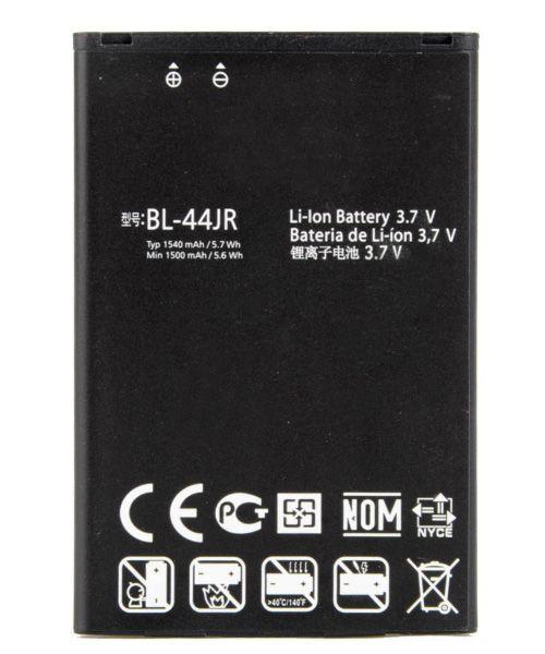 قیمت خرید باتری (باطری) اصلی گوشی ال جی پی 940 | lg p940 مدل BL-44JR