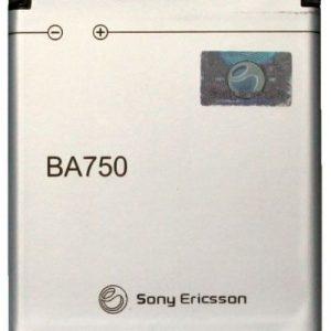 قیمت خرید باتری اورجینال سونی اریکسون آرک اس - Sony Ericsson Arc S مدل BA750