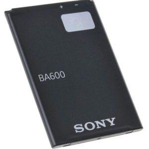 قیمت خرید باتری اورجینال گوشی سونی اکسپریا یو Sony xperia u مدل st25