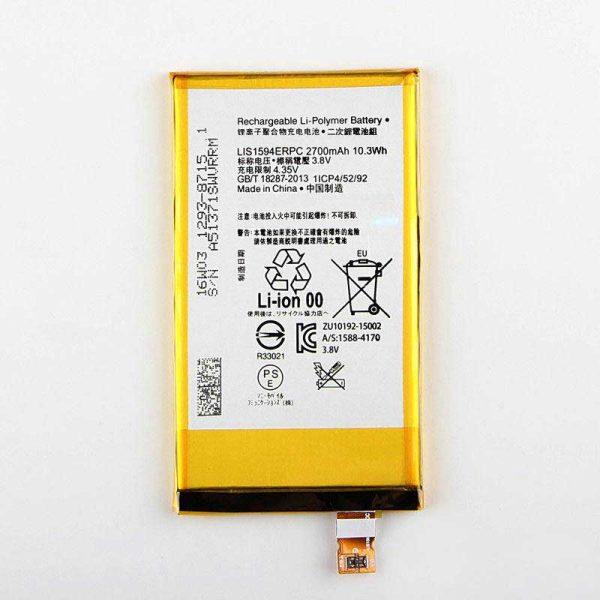 قیمت خرید باتری گوشی سونی اکسپریا زد 5 کامپکت - sony xperia z5 compact