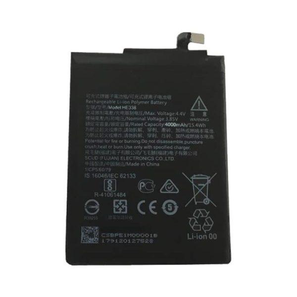 قیمت | خرید باتری ( باطری ) اصلی گوشی نوکیا 2 - Nokia 2 مدل HE338