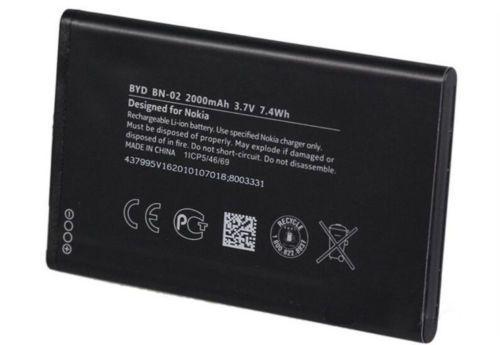 قیمت | خرید باتری ( باطری ) اصلی گوشی نوکیا ایکس ال - Nokia XL مدل BN-02
