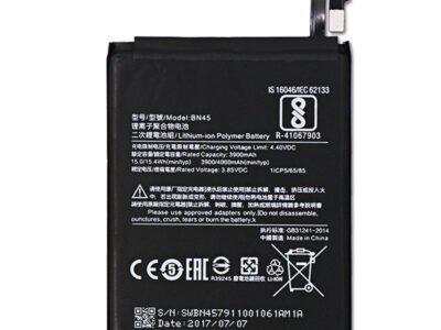 قیمت   خرید باتری ( باطری ) اصلی گوشی شیائومی ردمی نوت 5 - Xiaomi Redmi Note 5 مدل BN45