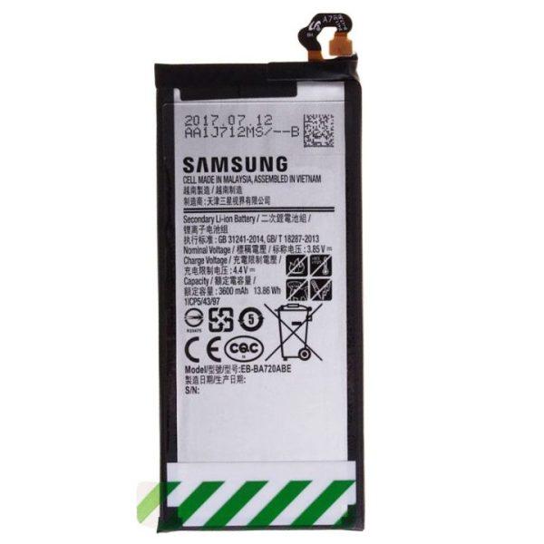 قیمت خرید باتری گوشی سامسونگ گلکسی جی 7 - Galaxy J7 2017