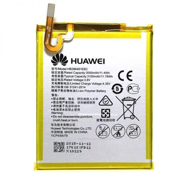 قیمت | خرید باتری ( باطری ) اصلی گوشی هواوی جی 8 ایکس - Huawei G8X مدل HB396481EBC