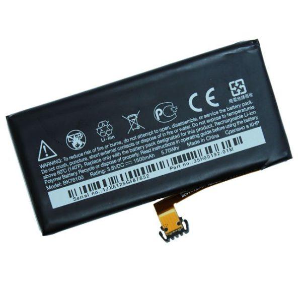 قیمت خرید باتری (باطری) اصلی گوشی اچ تی سی وان وی - htc one v t320 t320s