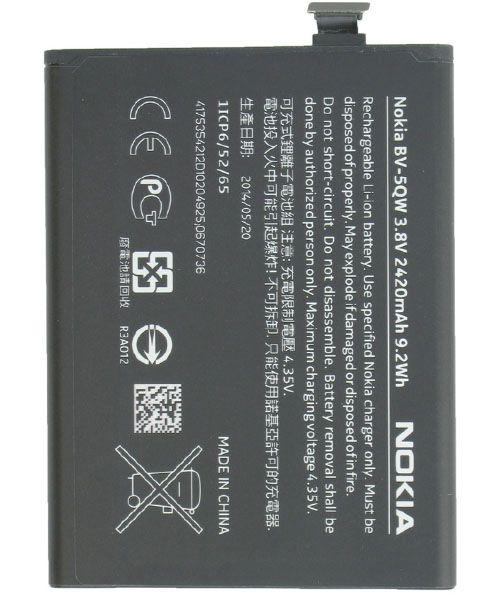 قیمت | خرید باتری ( باطری ) اصلی گوشی نوکیا لومیا 930 - nokia lumia 930 مدل BV-5QW