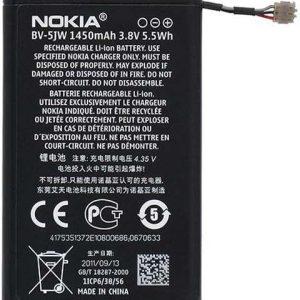 قیمت | خرید باتری ( باطری ) اصلی گوشی نوکیا لومیا 800 - Nokia Lumia 800 مدل BV-5JW