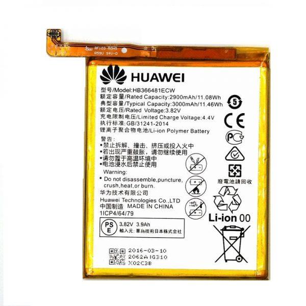 قیمت | خرید باتری ( باطری ) اصلی گوشی هواوی Huawei Nova 3E مدل HB366481ECW