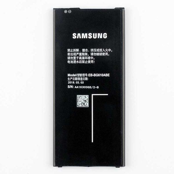 قیمت خرید باتری (باطری) گوشی سامسونگ جی 6 پلاس - Galaxy j6 plus | j610fn