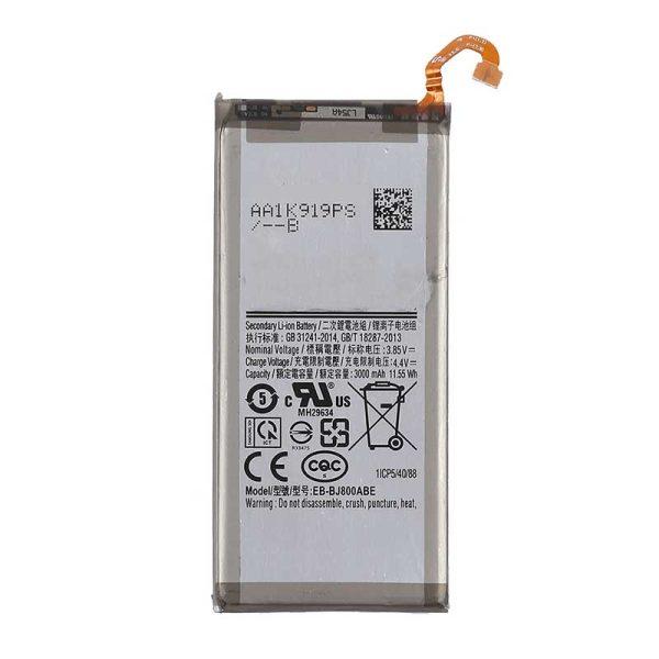 قیمت خرید باتری اصلی گوشی سامسونگ گلکسی جی 8 - j8 2018 | j810 | j800