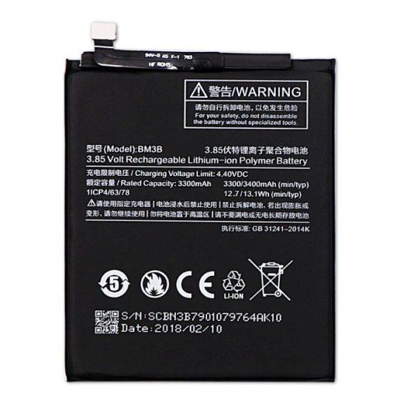قیمت | خرید باتری ( باطری ) اصلی گوشی شیائومی می میکس 2 - Xiaomi Mi Mix 2 مدل BM3B