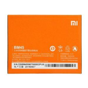 قیمت | خرید باتری ( باطری ) اصلی گوشی شیائومی ردمی نوت 2 - Xiaomi Redmi Note 2 مدل BM45