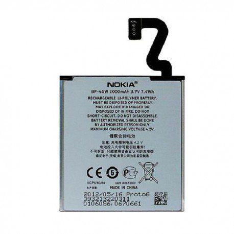 قیمت | خرید باتری ( باطری ) اصلی گوشی نوکیا لومیا 920 - Nokia Lumia 920 مدل BP-4GW