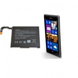 قیمت | خرید باتری ( باطری ) اصلی گوشی نوکیا لومیا 925 - Nokia Lumia 925 مدل BL-4YW