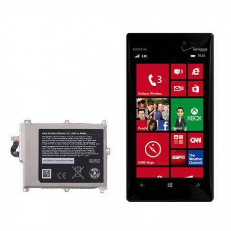 قیمت   خرید باتری ( باطری ) اصلی گوشی نوکیا لومیا 928 - Nokia Lumia 928 مدل BV-4NW