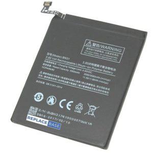 قیمت | خرید باتری ( باطری ) اصلی گوشی شیائومی می 5 ایکس - Xiaomi Mi 5X مدل BN31