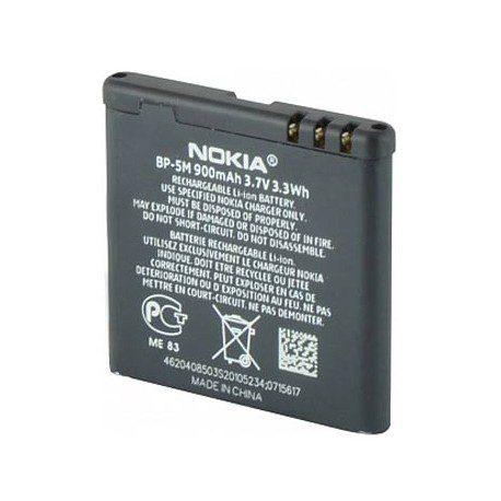 قیمت | خرید باتری ( باطری ) اصلی گوشی نوکیا - Nokia Model BP_5M