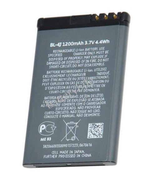 قیمت | خرید باتری ( باطری ) اصلی گوشی نوکیا لومیا 620-C600 - Nokia Lumia 620-C600 مدل BL-4J