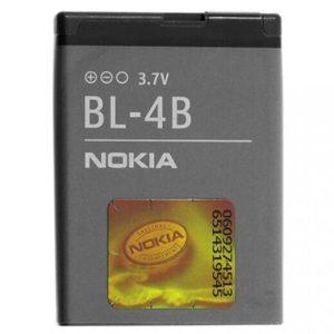 قیمت خرید باتری (باطری) اصلی گوشی موبایل نوکیا Nokia BL-4B