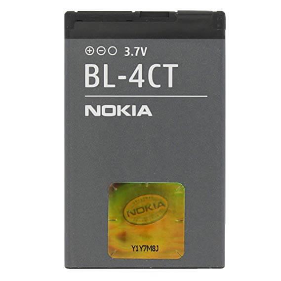قیمت | خرید باتری (باطری) اورجینال گوشی موبایل نوکیا Nokia BL-4CT