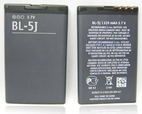 قیمت | خرید باتری (باطری) اورجینال گوشی موبایل نوکیا Nokia BL-5J