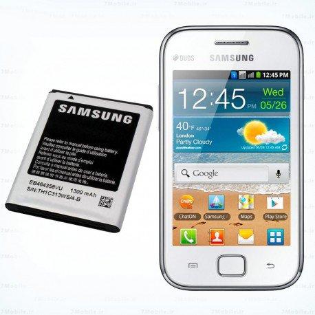 قیمت | خرید باتری گوشی سامسونگ ایس داس Samsung Galaxy Ace Duos S6802