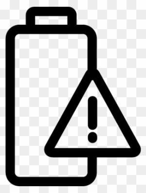 خاموش شدن بدون دلیل گوشی می تواند از نشانه های خرابی باتری گوشی باشد