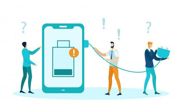 چگونه به باتری گوشی خود شوک دهیم ؟
