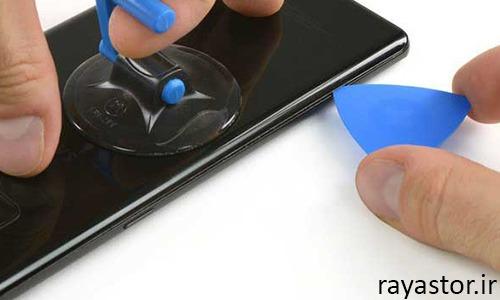 چگونه باتری موبایل را تعویض کنیم؟