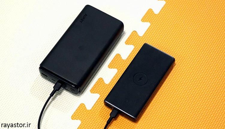 چگونه با باتری پاور بانک درست کنیم؟