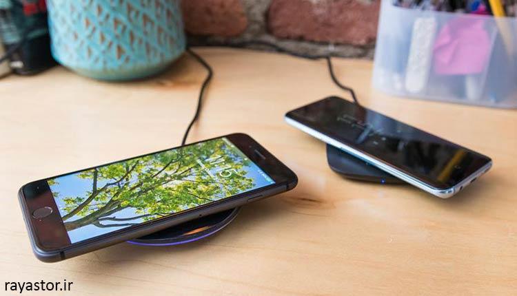شارژ باتری موبایل بدون گوشی