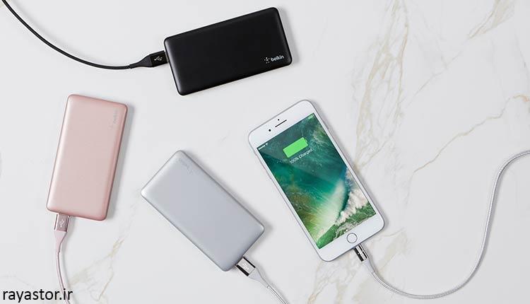 باتری شارژ کن موبایل