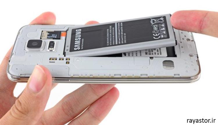 ظرفیت و عملکرد باتری موبایل Mini H5