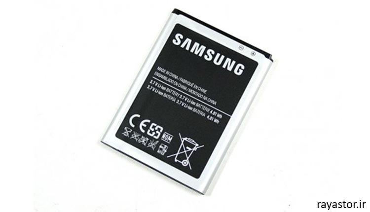 کیفیت و کارایی باتری سامسونگ Galaxy Y Duos S6102